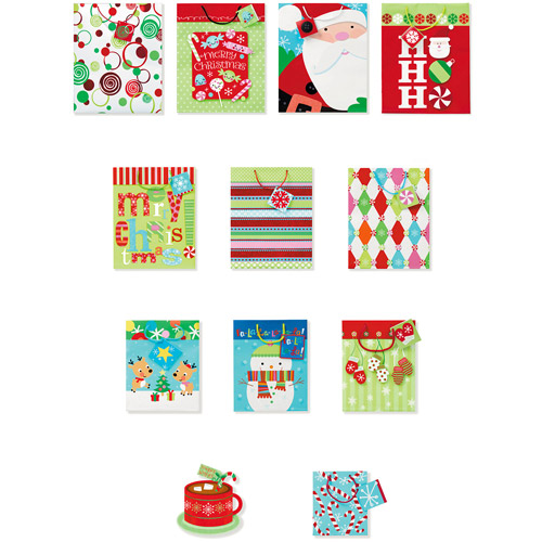 Hallmark gift wrapping paper christmas