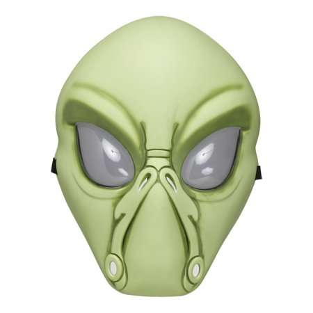 Adult Alien Mask - Grey Alien Mask