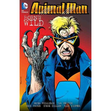 Animal Man 4: Born to Be Wild by