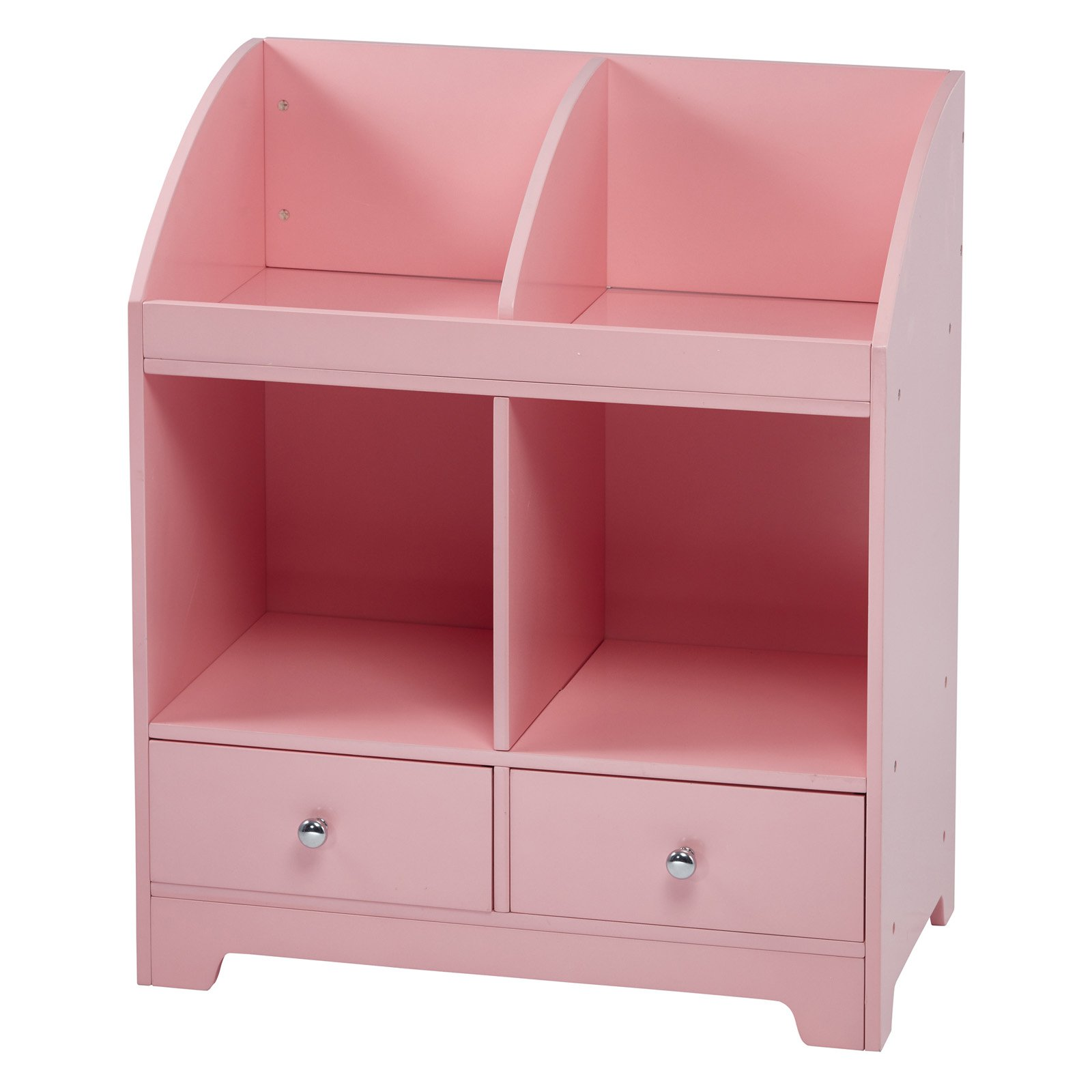 Teamson Kids - Little Princess Cindy Cubby Storage - Pink