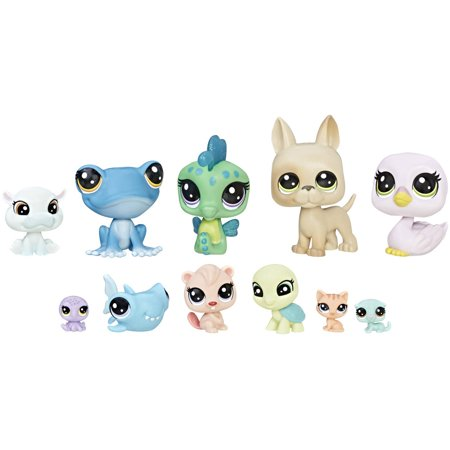 Littlest Pet Shop Cabin Crew