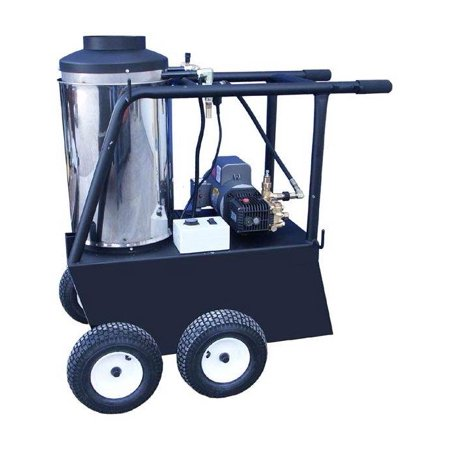 Q Series Oil Fired Hot Water Pressure Washer (2