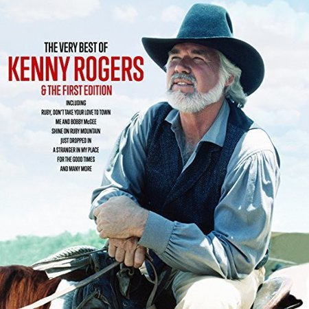 Kenny Rogers - Very Best of [CD]
