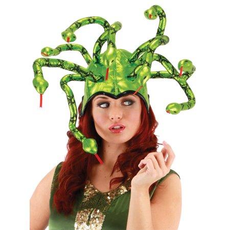 Medusa Wicked Adult Costume Hat](Medusa Costume Adult)