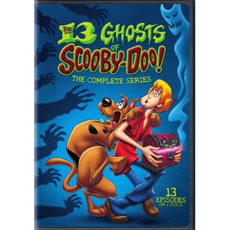 13 Ghosts of Scooby-Doo: The Complete Series - Scooby Doo Halloween Makeup
