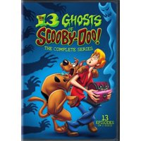 13 Ghosts of Scooby-Doo: The Complete Series (DVD)