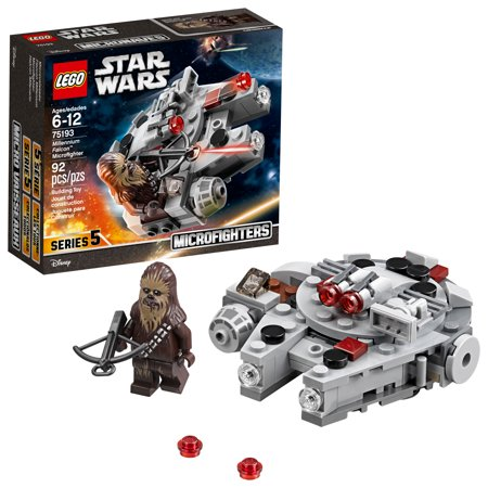 LEGO Star Wars TM Millennium Falcon™ Microfighter - Starwars Wicket