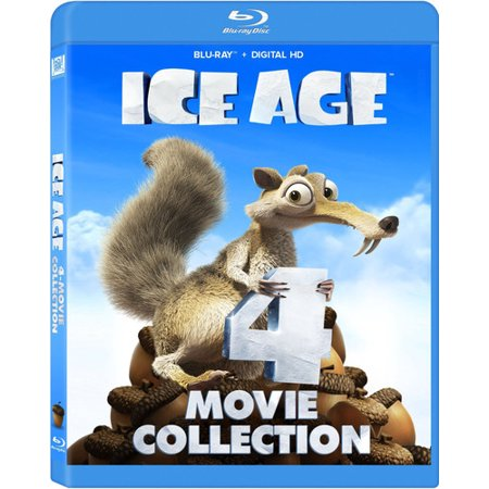 Ice Age 4 Movie Collection (Blu-ray) ()