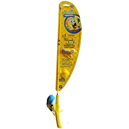 SpongeBob SquarePants Fishing Kit