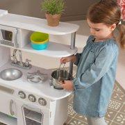 Kidkraft Vintage Play Kitchen White Image 4 Of 11