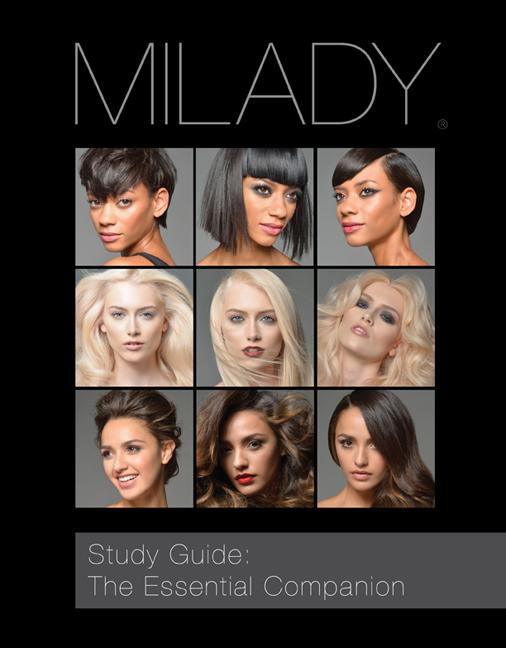 study guide the essential companion for milady standard cosmetology rh walmart com Milady Cosmetology Book Answers Cosmetology Test Questions and Answers