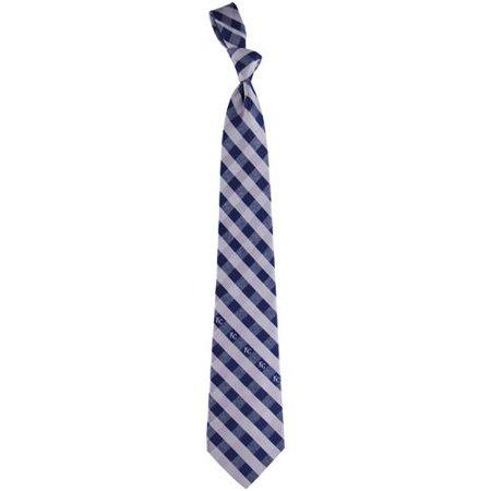 Kansas City Royals Woven Checkered Tie - No Size