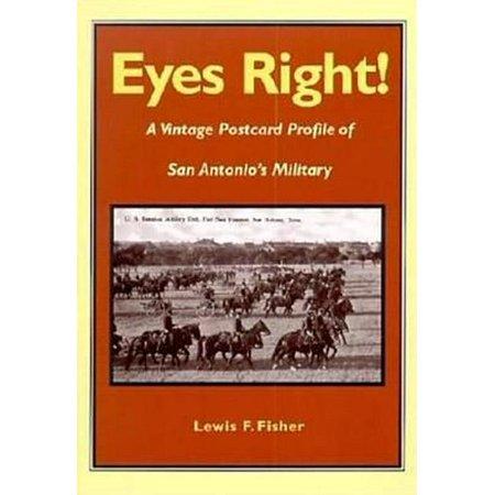Eyes Right! : A Vintage Postcard Profile of San Antonio