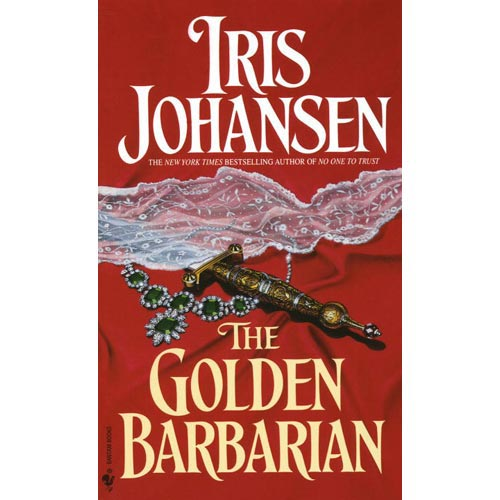 The Golden Barbarian