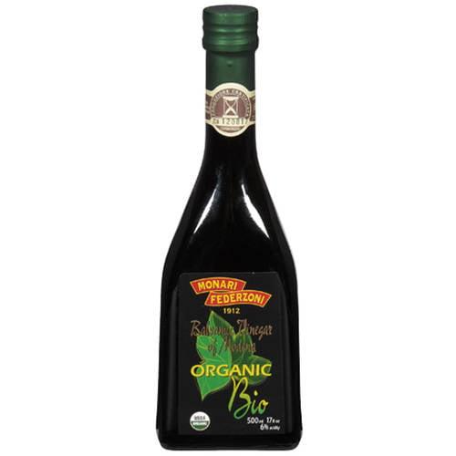 Monari Federzoni Organic Balsamic Vinegar of Modena, 17 fl oz