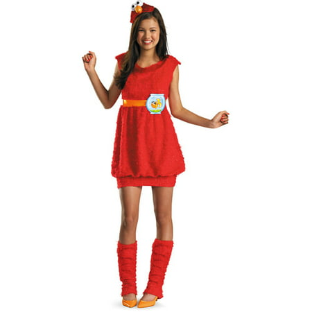 Elmo Teen Halloween Costume](Elmo Costume Rental)