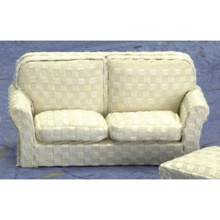 Dollhouse Modern Sofa, Beige