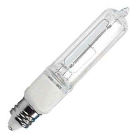 Philips 200493 - 150Q/CL 130V 12PK Screw Base Single Ended Halogen Light Bulb