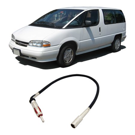 Chevy Lumina APV 1990-1996 Factory Stereo to Aftermarket Radio Antenna Adapter