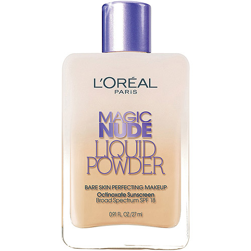 L'Oreal Loreal Magic Nude Liquid Powder, 0.91 oz