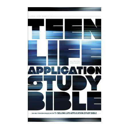 - NLT Teen Life Application Study Bible (Softcover)