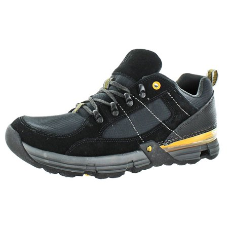 Caterpillar Black Shoes (Caterpillar Syntax Men's Lace Up Casual Shoes, Black (13, Black) )