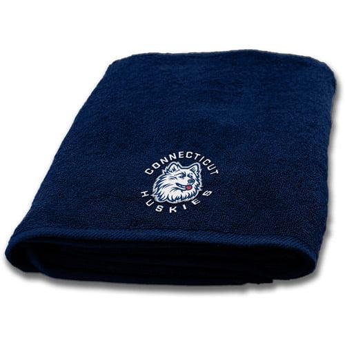 NCAA Applique Bath Towel, Uconn