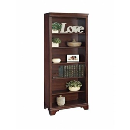 Turnkey Products Belcourt Bookcase  44  6 Shelf   72 In