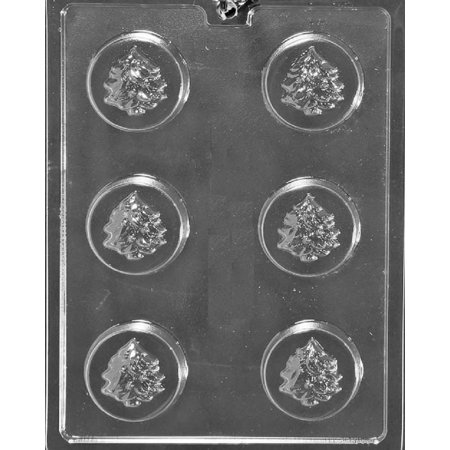 Grandmama's Goodies C461 Christmas Tree Oreo Cookie Chocolate Candy Soap Mold with Exclusive Molding Instructions - Halloween Desserts With Oreos