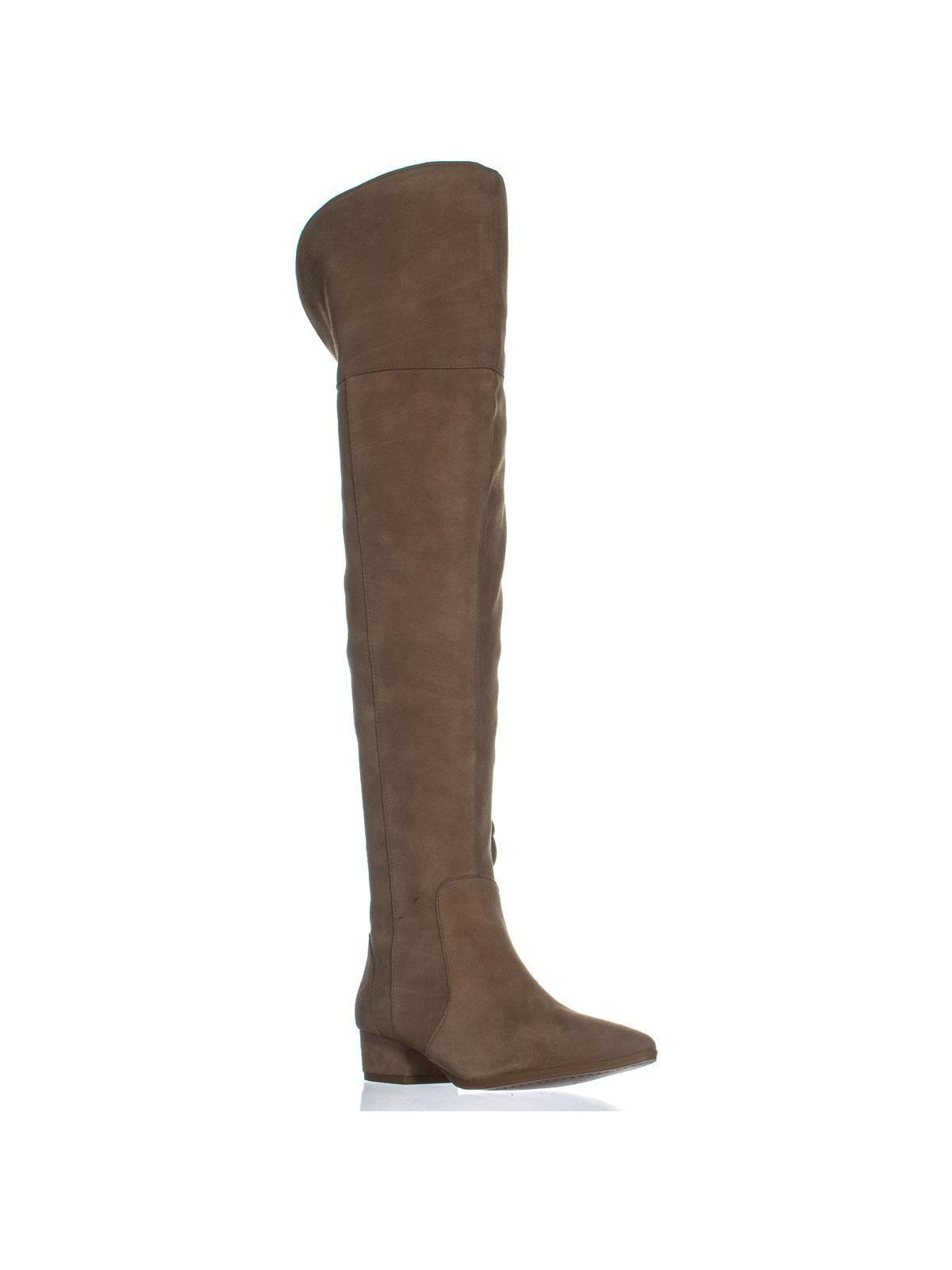 69a462779ab Splendid Ruby Over The Knee Zip Up Boots