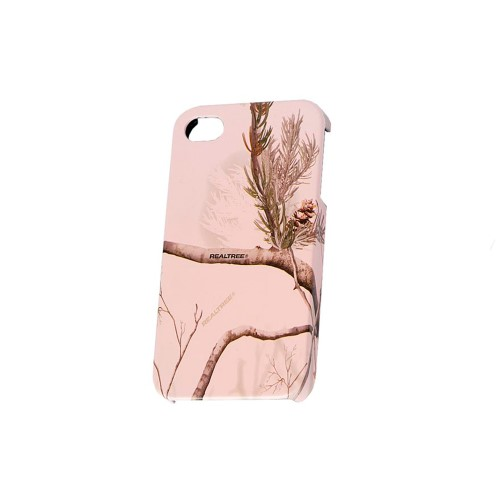 OMP iPhone 4 Case by Countryside with Soft Touch, Realtree Pink