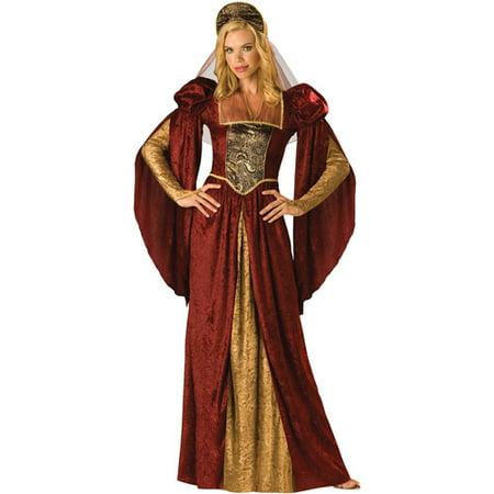 Renaissance Maiden Adult Halloween Costume (Renaissance Costumes Los Angeles)