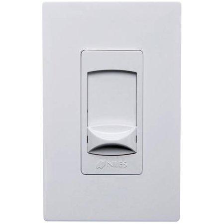 Niles SVC100K In-Wall High-Power Sliding Stereo Volume Controller White/Light Almond/Bone/Black