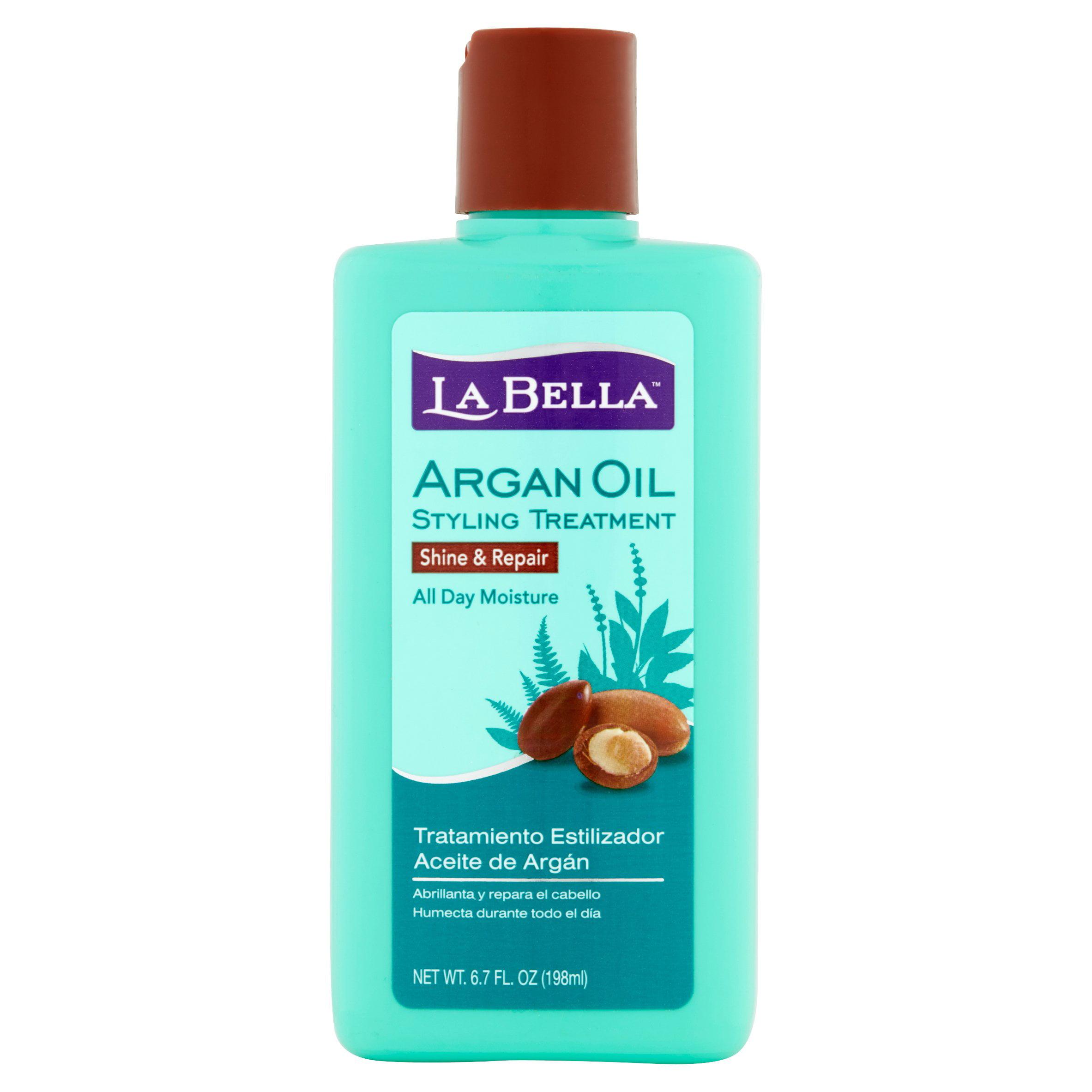 La Bella Argan Oil Styling Treatment, 6.7 fl oz