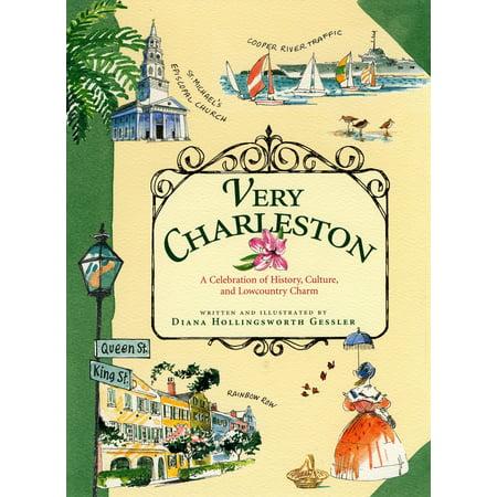 Very Charleston - Hardcover: 9781565123397