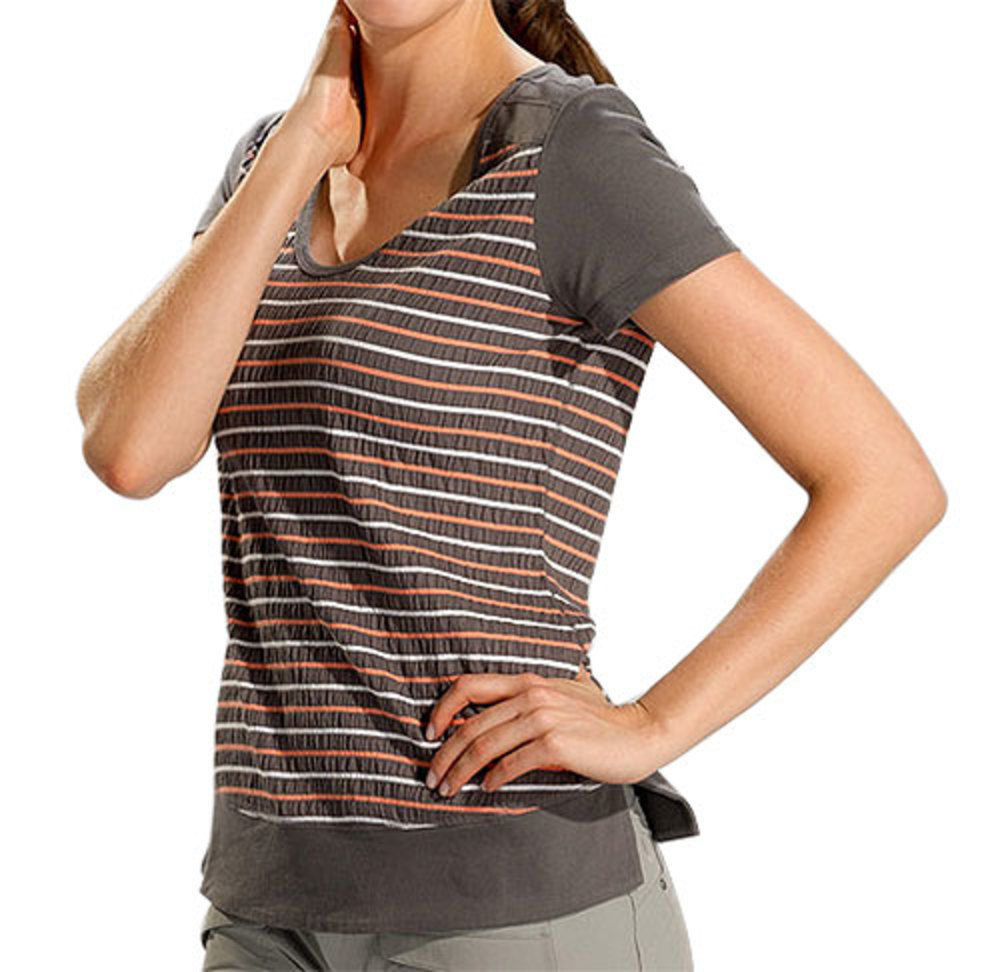 Lole Women Pleasing Top Short Sleeve Shirt XS - Regular  US