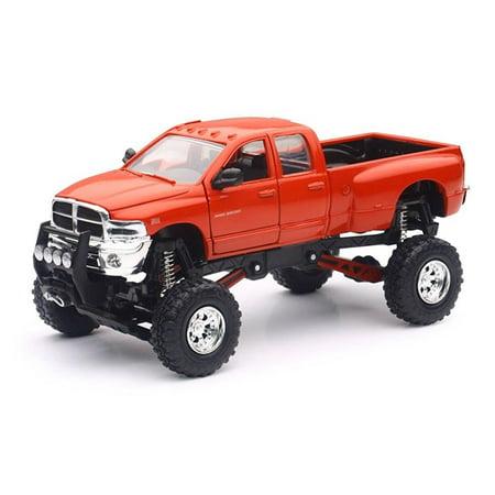 Dodge Ram Hemi 3500 4x4 Pickup Truck Raised w/ Working - S10 S15 Pickup Truck