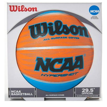 NCAA Hyper Shot Basketball - Blue/Orange Arkansas Razorbacks Ncaa Basketball