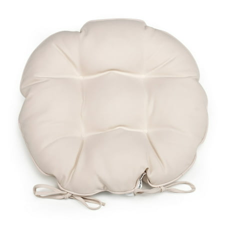 Coral Coast Classic 16 In Round Bistro Outdoor Seat Cushion Set