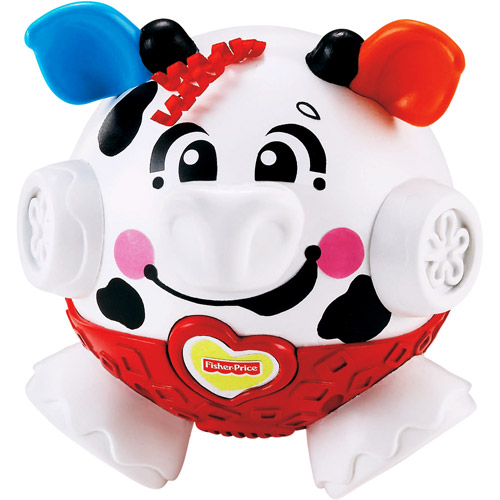 Fisher-Price Bounce and Giggle Cow
