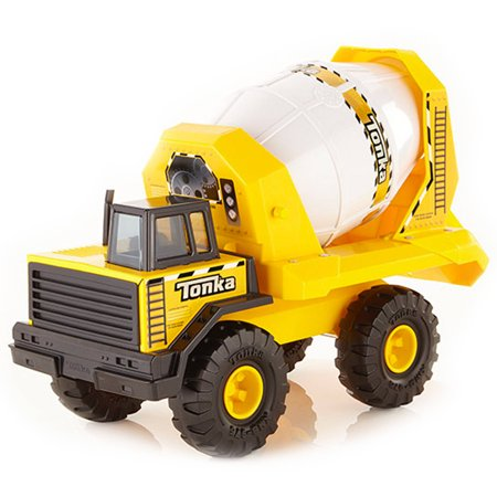 Funrise Tonka Steel Classic Cement Mixer - Tonka Truck Party Supplies