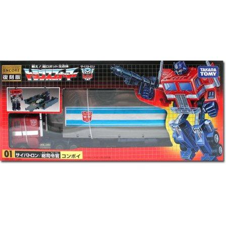 Transformers Encore Optimus Prime