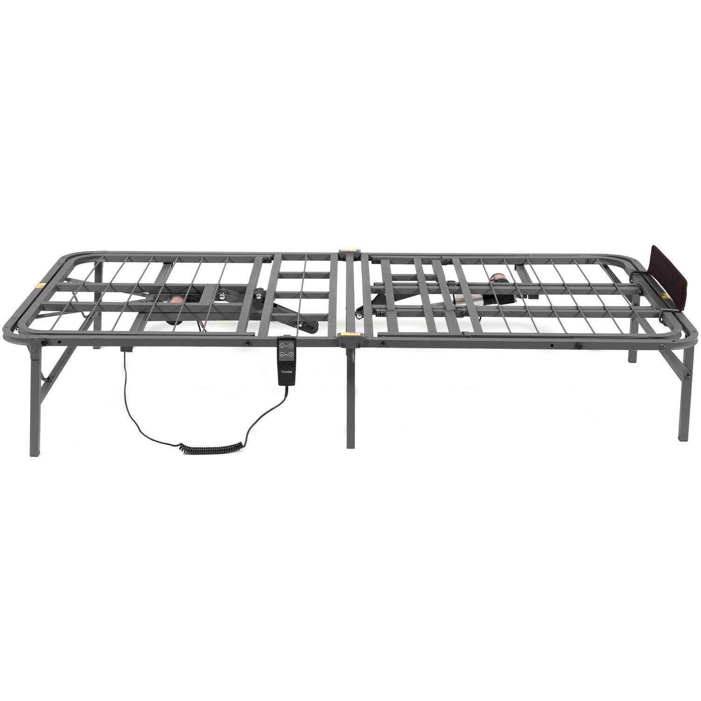 Pragmatic 14 Quot High Profile Dual Adjustable Steel Bed Frame
