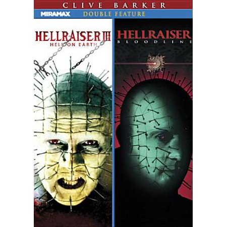 Hellraiser Makeup (Hellraiser III: Hell on Earth/Hellraiser: Bloodlin)