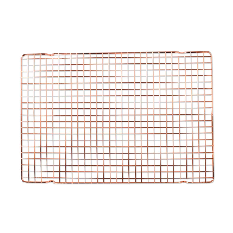 Nordic Ware Copper Plated Cooling Grid 1 2 SHeet by Nordic Ware
