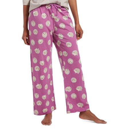 7530f33a34da Hue - Hedgehog Heaven Pajama Pants - Walmart.com