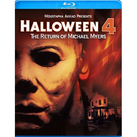 Halloween Michael Myers Collection Dvd (Halloween 4: The Return Of Michael Myers)