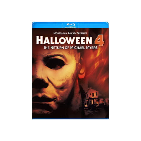 Halloween 4: The Return Of Michael Myers (Blu-ray) (Thrasher Halloween Hellride 4)