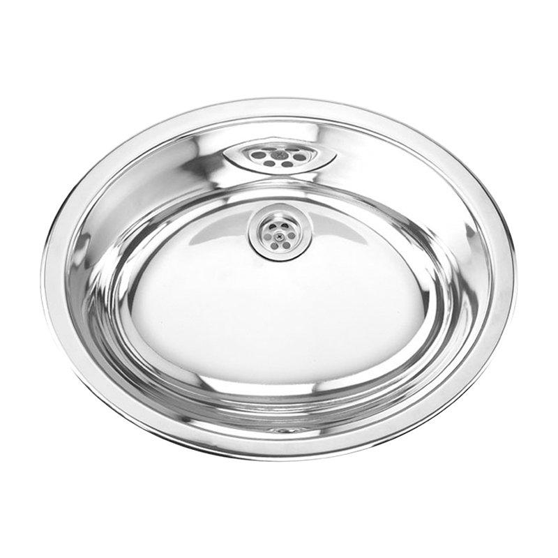 Yosemite MAG300 Single Basin Drop In/Undermount Kitchen Sink