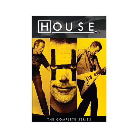 House: The Complete Series (DVD)